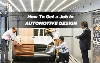 Blogs - How to get a job in automotive designing