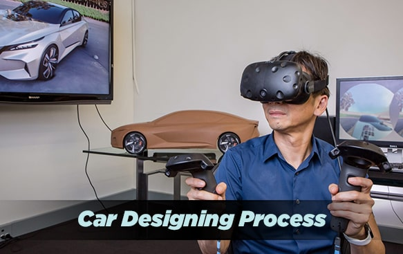 Blogs - Car designing process