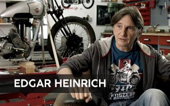 Edgar Heinrich - Head of Design BMW Motorrad
