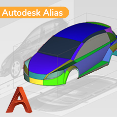 Autodesk Alias CAS - Computer Aided Styling
