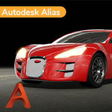 Autodesk Alias Reverse Engineering - Interview Mesh Modelling
